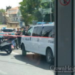 Israeli Wounded in Stabbing Attack