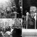 Historic Lag Ba'omer Parade Photos Discovered