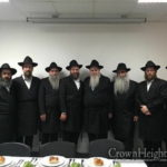 Scandinavia's Shluchim Gather for Regional Kinus