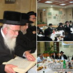 117-Year-Old Shiur Makes 45th Siyum on Mishna