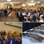 Parents Beam with Pride at ULY Siddur Party