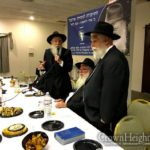 California Shluchim Gather for Bais Iyar Farbrengen