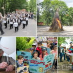 Lag Ba'omer Celebrated with Pride in Kharkov Zoo