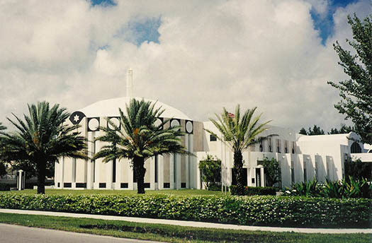The Turnberry Jewish Center in Aventura, FL