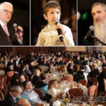 Dennis Prager Honored at Chabad of the Conejo Gala