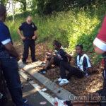 Shomrim Assist in Apprehending Vehicle Thieves