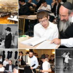 Pesach Sheini Is Father and Son day in Oholei Torah