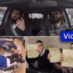 Video: Carpool Karaoke with Benny Friedman