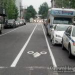 NYPD Cracks Down on Drivers Who Violate Bike-Lane Rules