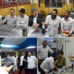 Photos: Se'udas Moshiach in the Himalayas