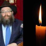 Boruch Dayan Hoemes: Rabbi Moshe Muller, 43, OBM