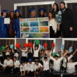 Hebrew School Graduates Give Thanks at Gala Dinner