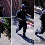 Suspect Sought for Several Home Burglaries