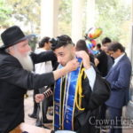 Historic 'Jewish Graduation' Takes Place at UCLA