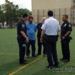 Man Stalking Children Taken into Custody