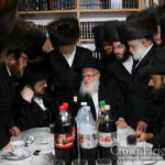 Visit Continues Reconciliation of Chabad and Belz