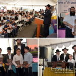 L.A. Cheder Students Awarded for Mishnayos Baal Peh