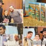 ULY-Flatbush Hosts Mishnayos Be'al Peh Award Ceremony