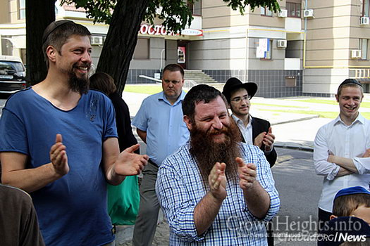 The new name has been greeted happily within the Jewish community.