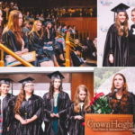 Moscow 'Machon' Girls Celebrate Graduation