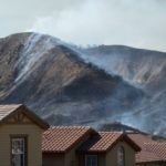 Wildfire Evacuates Chabad House on Shabbos