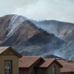 Wildfire Evacuates Chabad House on Shabbos