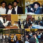 Montreal Hosts Toronto for Shabbos Achdus