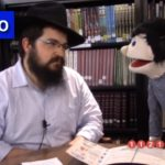 Video: Benny Takes On a Shavuos Challenge