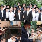 Rabbi Borenstein's Class' Year End BBQ