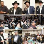 Mordechai Goldin Remembered at First Yohrtzeit