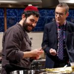 Rabbi Takes Second in 'Chopped'