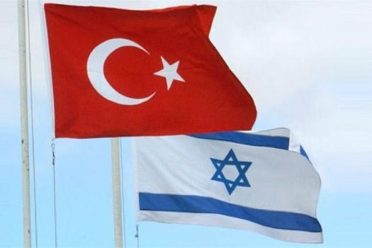 israel and turkey