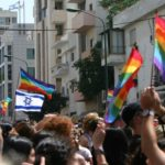 Bochur Harassed at Tel Aviv 'Pride' Parade