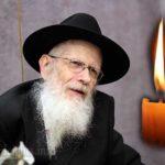 Boruch Dayan Hoemes: R. Menachem Meir Blau, 70, OBM