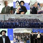 Rabbi Lau Presides over Ordination of 257 Rabbis