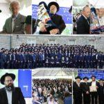 Rabbi Lau Presides over Ordination of 257 Rabbis