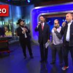 Video: Jewish Music Stars Perform on TV