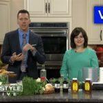 Video: Sara Chana's Delicious Herbal Dip