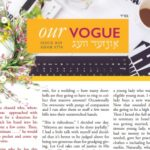 'Our Vogue' Magazine Dedicated to Tznius Awareness
