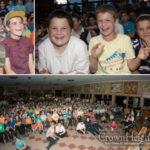 CGI-NY Campers Enjoy Ventriloquist Show