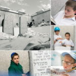 Photos: Gan Israel Campers Visit the Ohel