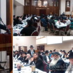 Toronto Hosts R' Simon Jacobson for Gimmel Tammuz