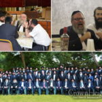 Shluchim of the UK Gather in Bournemouth