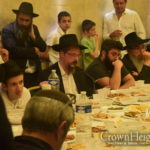 Paris Anash Gather to Mark Yud Beis Tammuz