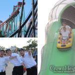 Photos: Yeshiva Kayitz-Kingston at Six Flags