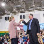 Hillary Clinton Picks Sen. Tim Kaine as Running Mate
