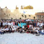 Picture of the Day: 200 Cteen'ers in Jerusalem