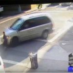 Girl Struck By Minivan While Crossing the Street