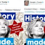 Donald Trump Accused of Anti-Semitic Tweet