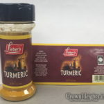 Kosher Turmeric Spice Recalled Due to Lead